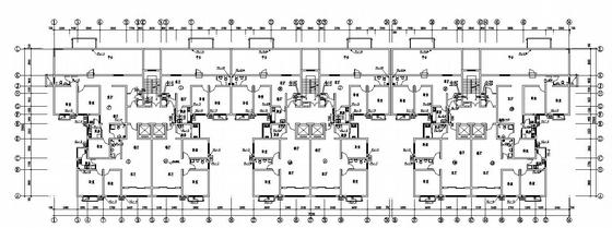 某2#高层住宅楼给排水设计施工图