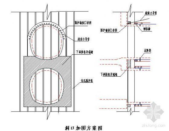 广州轨道交通8号线某换乘站施工组织设计