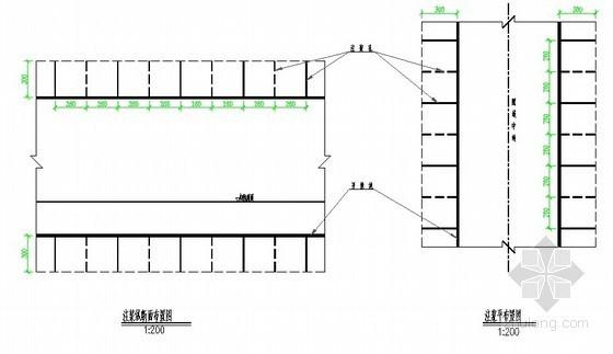 宜万铁路隧道3m全断面径向注浆设计图