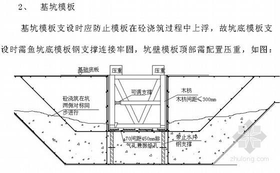 [湖北]剪力墙结构住宅施工组织设计