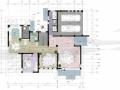 [苏州]现代欧式新古典XA小户型别墅创意策划概念图