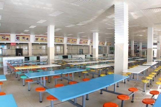 [山东]中学综合楼及餐厅室外配套工程施工招标文件(45页)