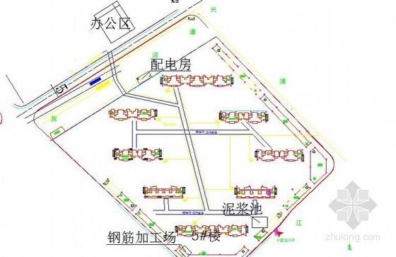 [江苏]旋挖钻孔灌注桩施工组织设计
