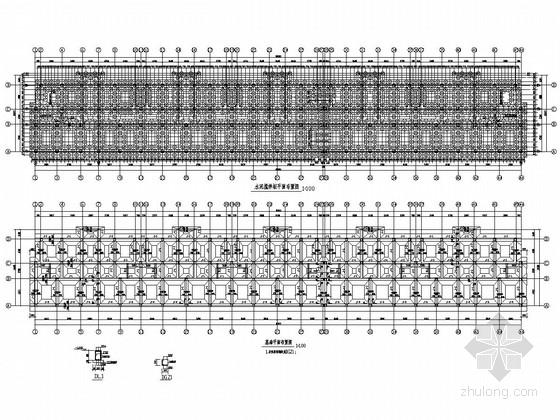 [江苏]地上五层框架结构住宅楼结构施工图