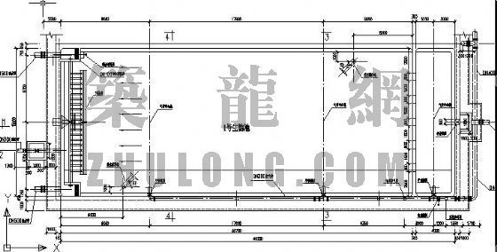 某污水处理厂(30000 m3/d)SBR工艺套图