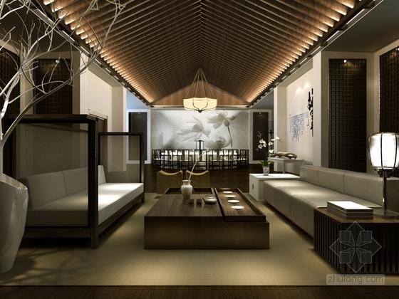 筑龙室内酒店设计案例精选汇总