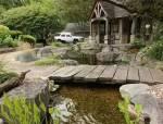 小桥流水的一些景观