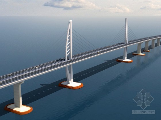 世界级跨海大桥工程标准化施工及管理三维动画演示(20分钟画面高清)-世界级跨海大桥工程标准化施工及管理三维动画演示(20分钟 画面高清)