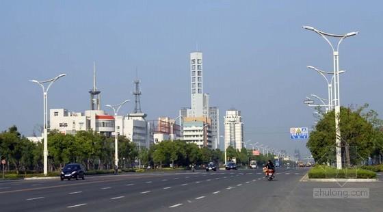 [海南]公路工程监理规划(包含桥涵 绿化工程)
