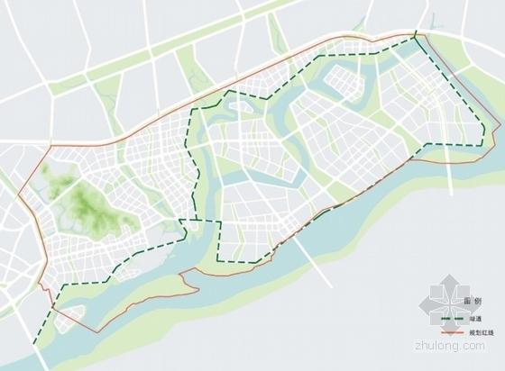 城市规划分析图