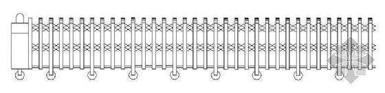 电动伸缩大门-2