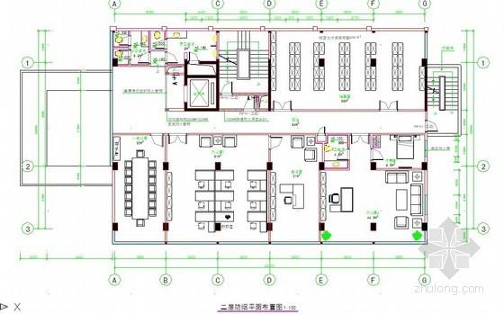 [广东]某12层框架政府办公主楼建筑安装工程量清单预算(预算239页+图184张)