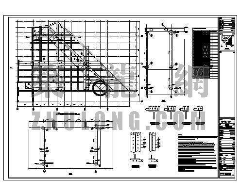 青少年宫建筑图纸资料下载-深圳青少年宫蛋体异型钢结构工程
