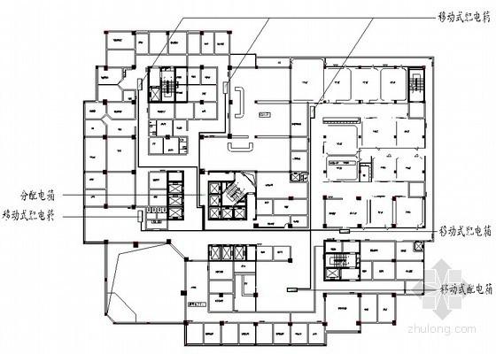 [河南]医院高层综合病房楼装饰工程施工组织设计(中建)