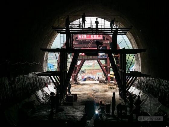 [云南]偏压隧道进洞施工方案109页(喷锚构筑法)