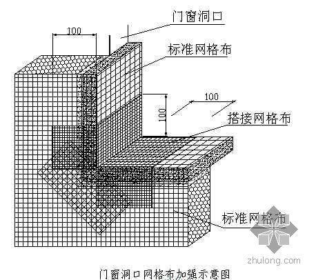河北省某高层住宅建筑节能专项施工方案
