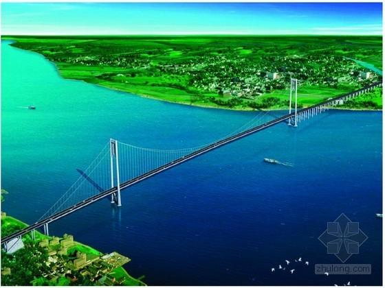 跨江大桥工程总体施工组织设计182页(短线匹配预制 悬臂对称拼装)
