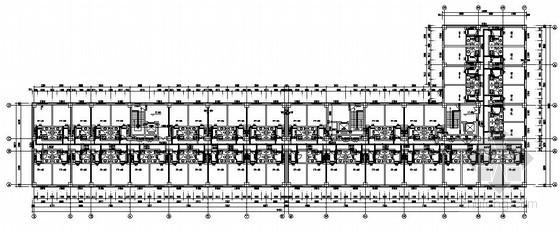 [北京]某小区地源热泵空调工程图纸