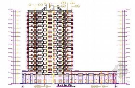 [无锡]住宅楼土建工程量(广联达)清单计价实例