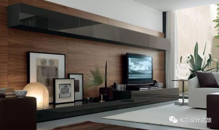 50个漂亮的客厅电视背景墙设计,给客厅长脸了!