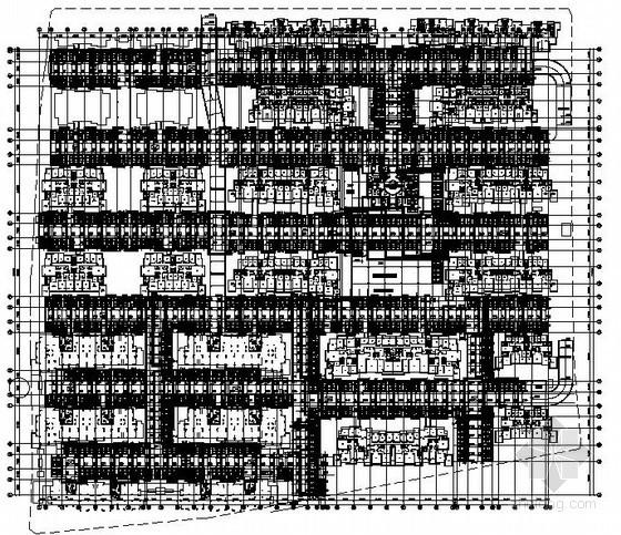 [扬州]住宅小区地源热泵空调系统设计施工图