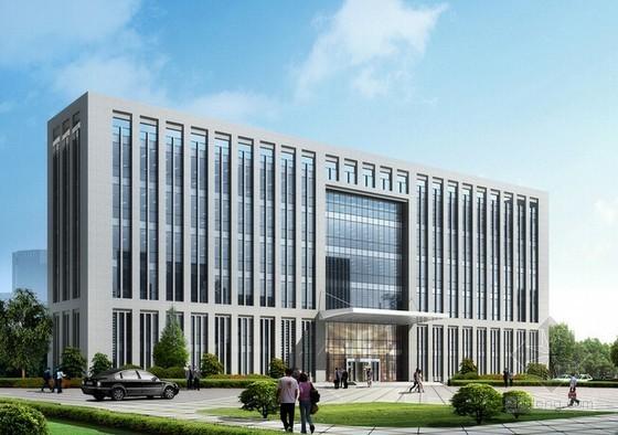 [毕业设计]办公楼建筑工程量计算及施工组织设计(含图纸)