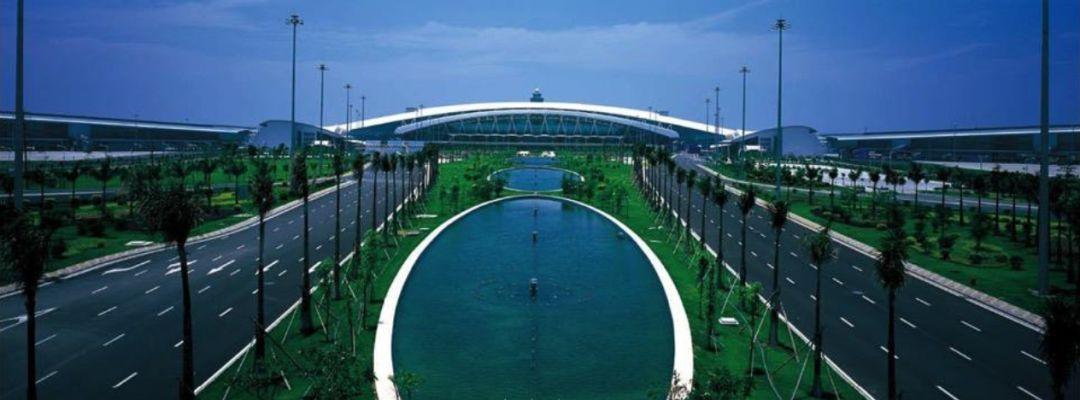 漫谈金属屋面的建筑设计应用(1)——广州新白云国际机场航站楼_6