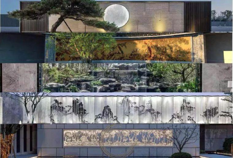 100款·超美的景墙设计