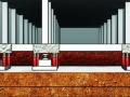 基础隔震施工技术如何应用在高层建筑中