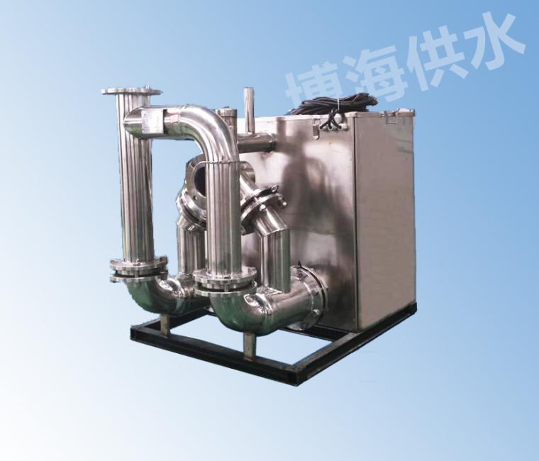 生活污水地埋式处理设备的功能特点。
