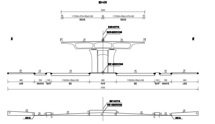 互通式高速公路施工图纸(共1847页)_4