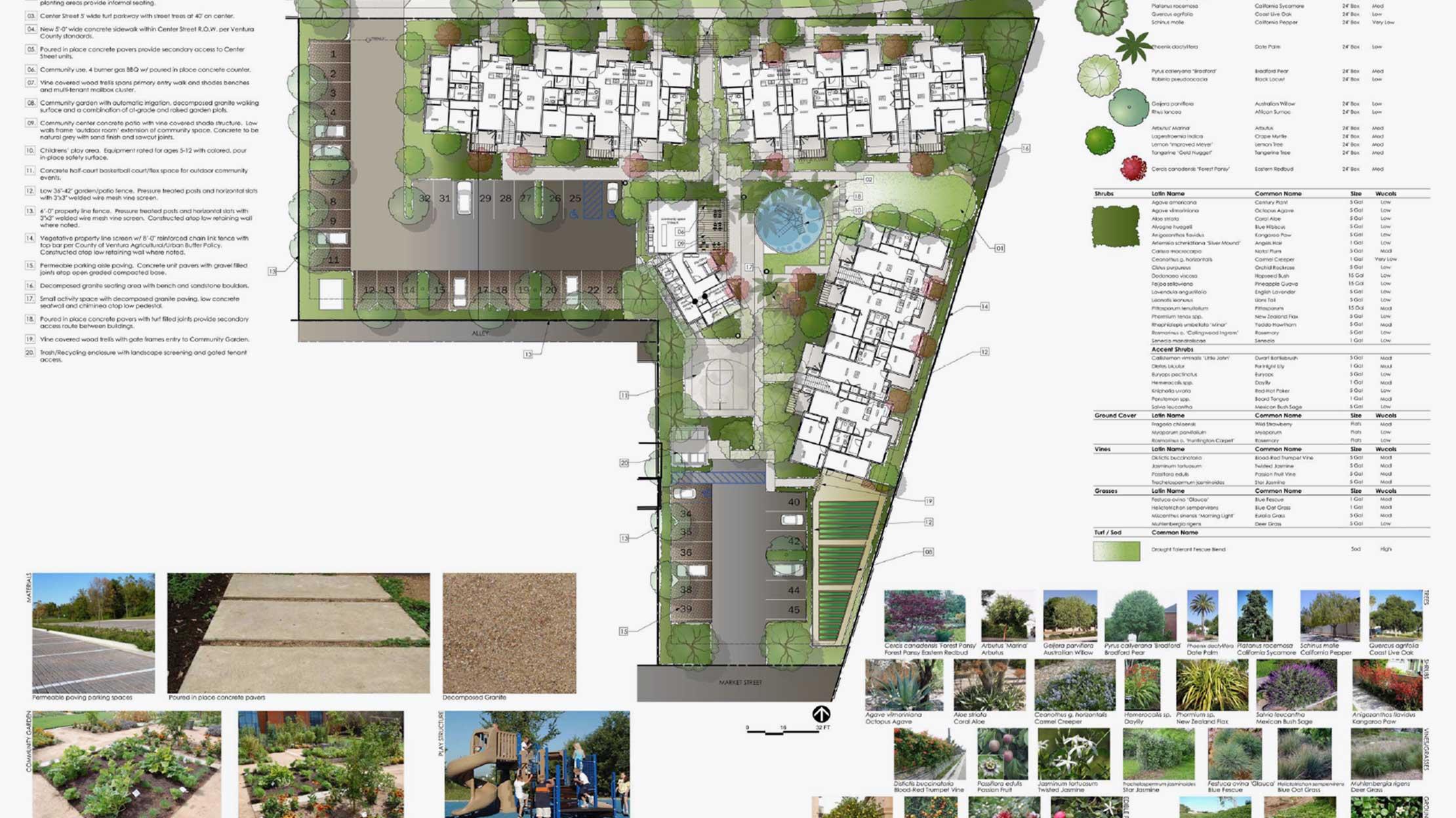 景观竞赛全攻略(文末:大量建筑&景观竞赛图纸素材)_6