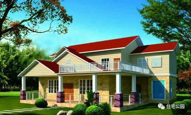成都自建轻钢别墅,方钢龙骨1000每平,你却还要选择红砖房?