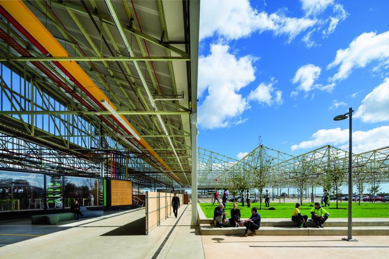 澳大利亚Tonsley工业区改造