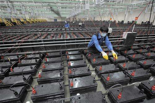 张家港化工锂离子电池电解液项目工程施工资料