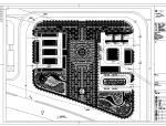 [广东]某火车站站前广场景观全套施工图设计(水电+园建+绿化+结构+93个CAD+252张)