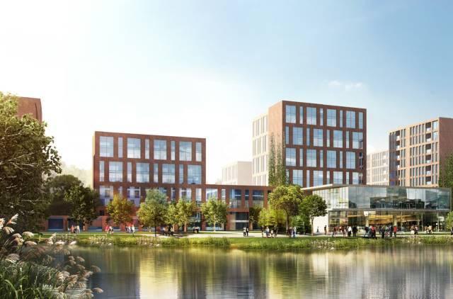 德国建筑大师操刀,西湖大学规划概念性方案设计惊艳亮相!_10
