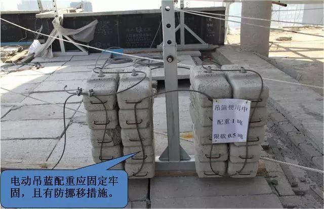 电动吊篮安装要求有哪些?搞工程的一定要懂……_5