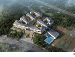现代中式小学校园规划与建筑设计方案文本(2017)