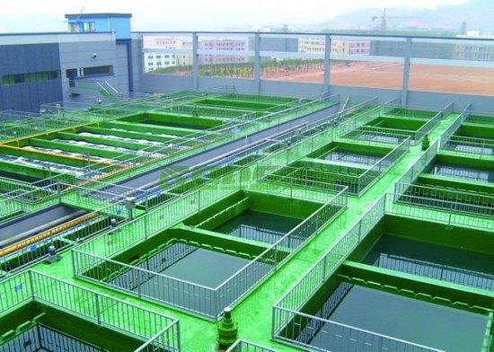 特种化工废水处理工艺资料下载-广州养殖废水处理工程-污水处理工艺、选型