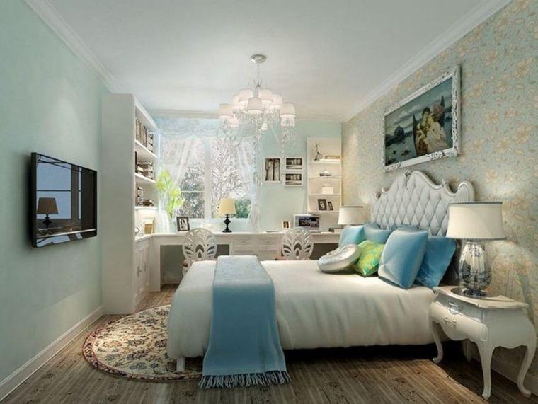 101平米三居室地中海风格设计案例