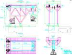 [中交]大桥索塔门架主索鞍门架及锚碇散索鞍门架设计计算书75页(含CAD图7张)