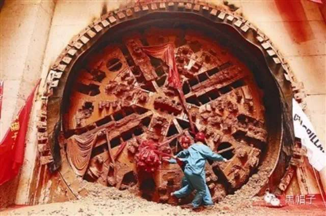 中国盾构和掘进机隧道技术现状、存在的问题及发展思路