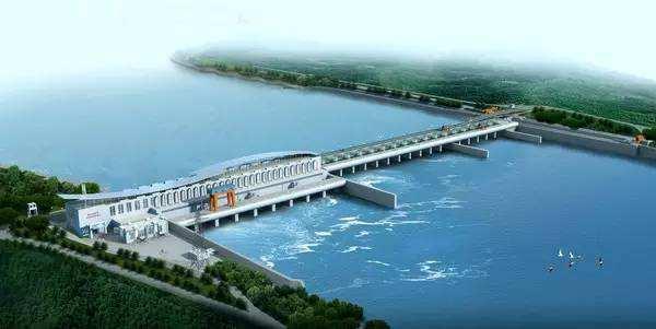 某水利枢纽工程发电厂房标施工组织设计方案