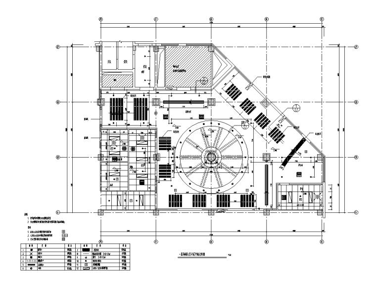 某大型医院门诊、急诊楼室内装修设计施工图(88张)_3