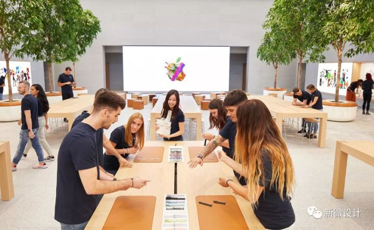 """苹果最新米兰旗舰店设计,被誉为""""欧洲最美苹果店""""_20"""
