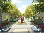 [湖南]新古典别墅居住区景观设计文本