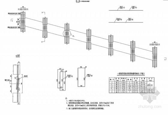 [浙江]高速公路桥涵通用设计图561张(T梁及公用构造 涵道通道)