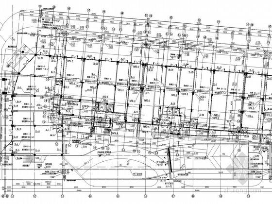 [江西]多层商业建筑给排水消防施工图