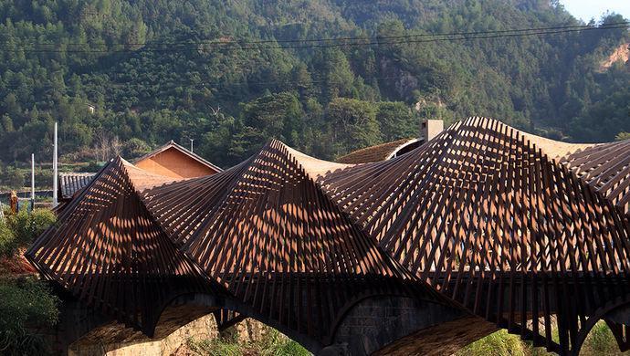 国际竹建筑双年展:乡村建筑文化的启蒙